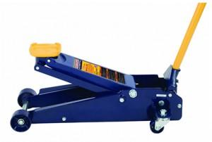 Hein-Werner HW93652 Blue Heavy Duty Service Jack – 3 Ton Capacity
