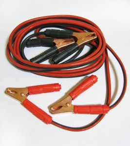jumper (booster) cables