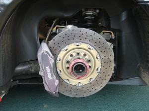 Maintaining Car Brakes