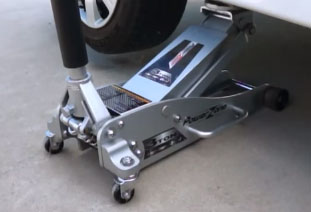 Powerzone 380044 3 Ton Garage Jack Review